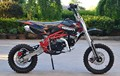4 stroke kick start electric start 110cc 125CC motorcycle