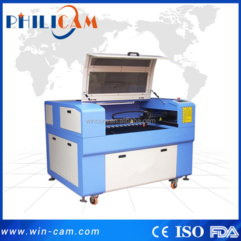 Philicam mini FLDJ 6090 laser engraving and cutting machine for sale