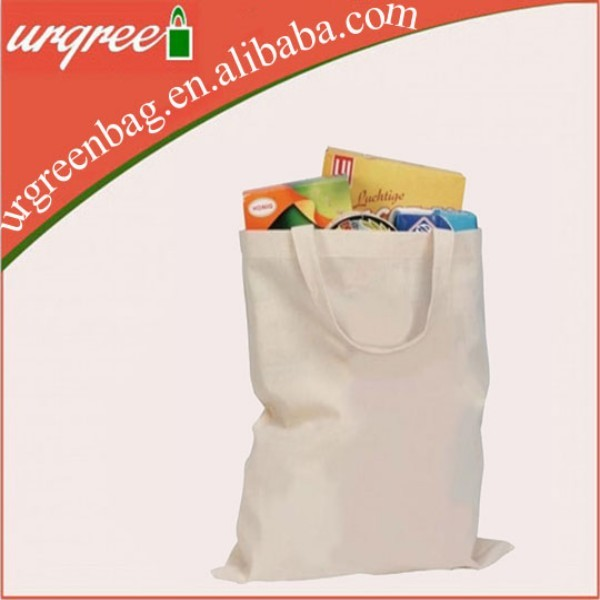 Big Shopper Grocery Cotton Canvas Bag
