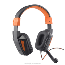 China Cheap Price Computer Chatting Online Headset Headphone for Call Centre