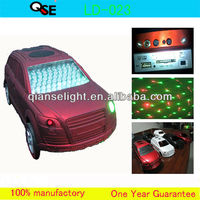Mini car home party laser light for disco or club with 12V