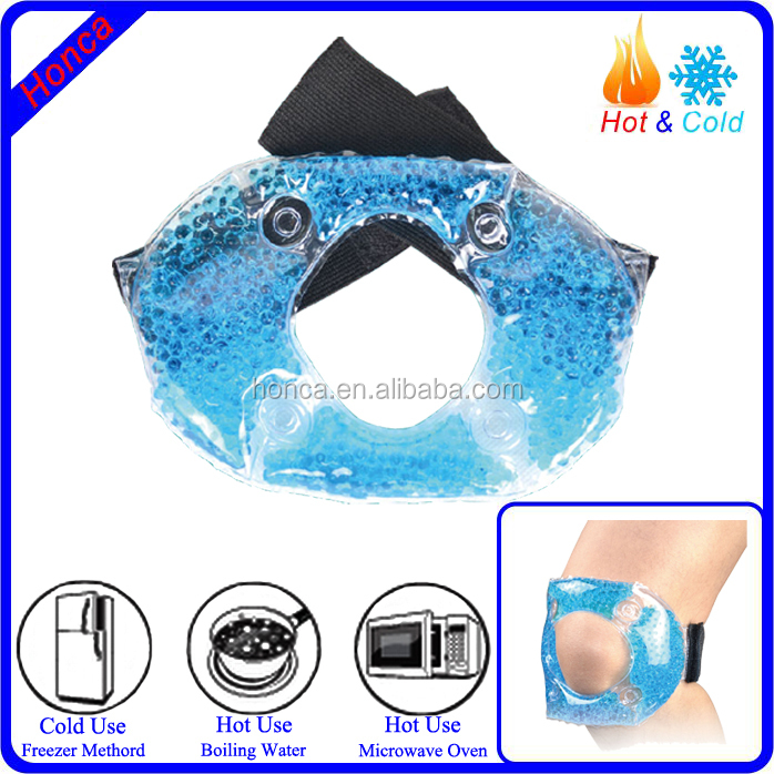 Freezer Gel Beads Ice Pack For Knee