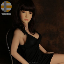 The hot 145cm real life adult full silicone (TPE) dolls,with realistic tiny waist,large breast and beautiful vagina