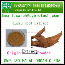 Kudzu Root Extract Puerarin and Isoflavones
