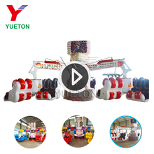Fun Fair Thrill Ride Old Amusement Park Fairground Attractions Machine Equipment Energy Storm Power Ride For Sale