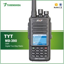 Waterproof ham radio TYT MD-390(GPS) waterproof dual band mobile ham radio DMR Radio