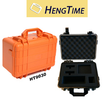 Injection Mold Large Heavy Duty Collapsible Hard Equipment Storage Foldable Plastic Waterproof Case