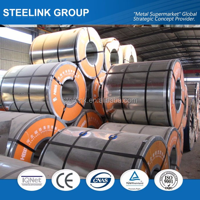 SS400/SPHC/SGCC/DX51D Galvanized Steel Roll for Making Roofing Sheet