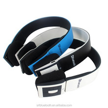 Portable wireless stereo blue tooth headphone for music lover