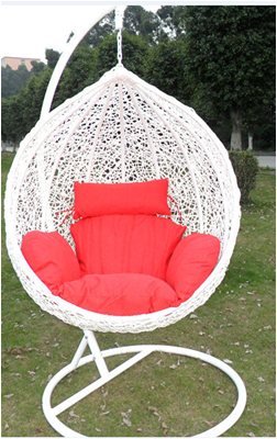 Face to face glider wicker/Outdoor/Patio swing lounger
