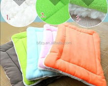 dog cat bed puppy soft warm mat blanket pet cushion