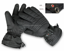 SHENZHEN Fancy 9V heated motorcycle gloves