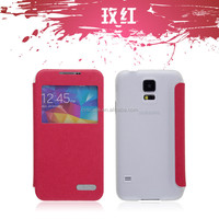 For Samsung Galaxy S5 Leather Case Hot New Products For 2014