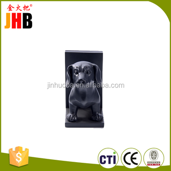 custom resin bookend home decoration wholesale view