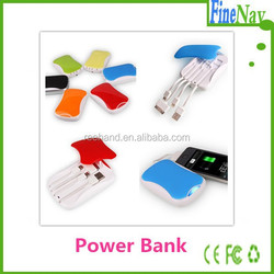 New Portable 5000MAH Mobile Phone Power Charger