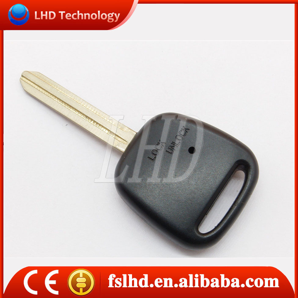 Toyota one button on the side control yaris remote key