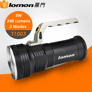 T1003 Cheap 300M Long Range Rechargeable High Power Outdoor Repair Emergency Marine Led Searchlight
