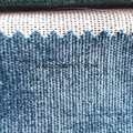 sofa fabric/28 wale corduroy fabric bonded with T/C