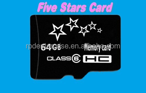 High quality products micro memory sd cards 8gb class 4 low prices for smart mobile phone China card manafacture