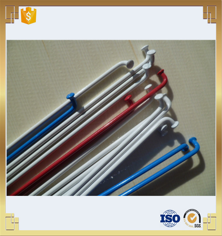 Galvanized Stainless Steel Bike spoke Motorcycle Spokes