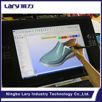3D shoe and shoe mould design software