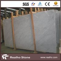 Grade A Italy Honed White Carrara Marble Slabs Price