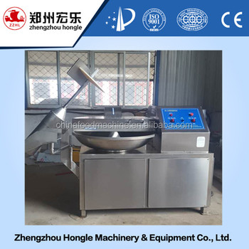 Commercial Meat Bowl Cutter, meat Chopping Machine, bowl Cutter For Meat