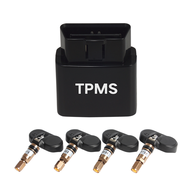 2016 hot sell CE approved monitoring tyre pressure tpms With ISO9001 certificates