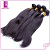 3 Pcs Lot Cheap Brazilian Virgin Processed Weaving Black Hair Bun Pieces
