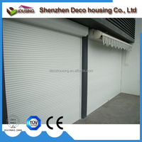 Modern house waterproof aluminum roller shutter doors for furniture