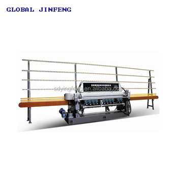 JFB371SJ Vertical 11motors small mosaic straight line bevel machine Foshan Factory