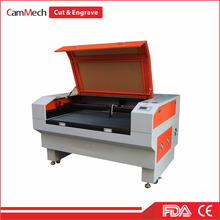Factory price mini fabric laser cutting machine for spandex textile
