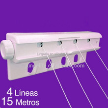 4 line laundry clothes drying rack