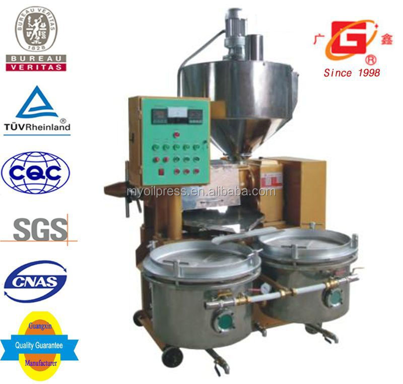 YZYX70ZWY smart mill use auto roast,extract,filter combined mustard seeds oil expeller