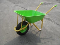 high qulity various type of wheel barrow from direct manufactures with garden & construction design models 65L --220L