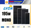 Factory Price Factory Direct Sale best quality Pv mono Solar Panel 180w 190w 195w 200w mono solar panel