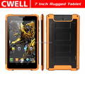 7 inch 3G Android Rugged Tablet PC MTK6572 Dual Core 1GB RAM 8GB ROM 2.0MP Camera WIFI GPS K8000 Tablet Android