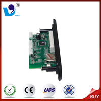 sd card usb bluetooth radio mp3 player motherboard pcb assembly