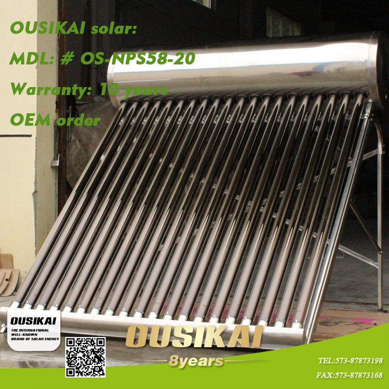 Portable Solar Water Heater : Room water heater solar powered portable buy