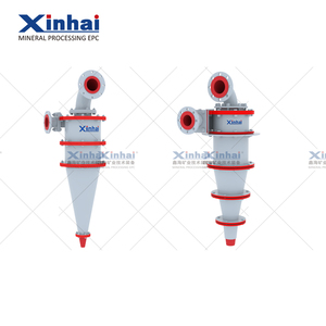 Xinhai Cyclone Separator Price , Gold Washer Mineral Separator Hydrocyclone