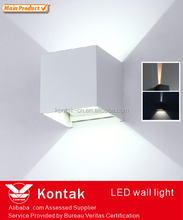 Luminous 6W Cube Box Dimmable LED Wall Sconce Ceiling Light