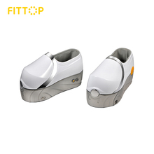 FITTOP fashionable cordless electronic therapeutic foot massager shoes