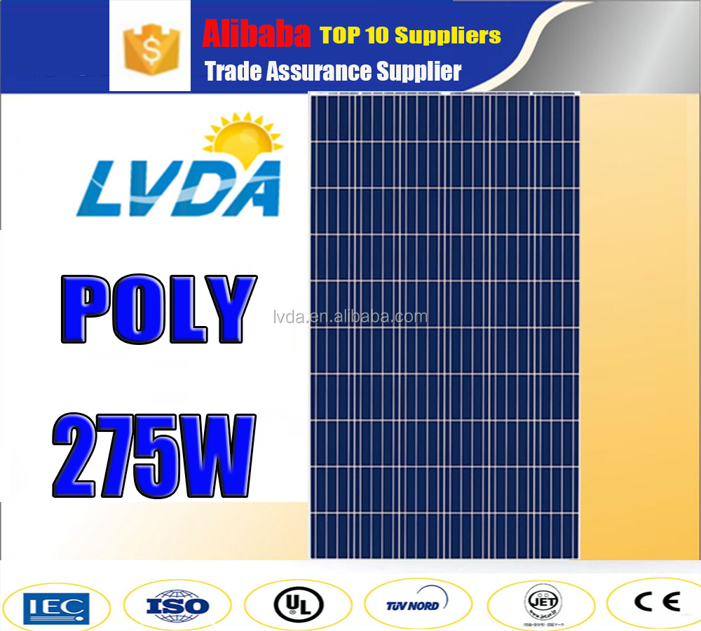 home use profession design complete kit off grid poly solar power system 270w 275w 280 watt poly solar panel
