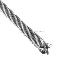 7*7 stainless steel cable ,OEM high tensile wire rod packed by coil
