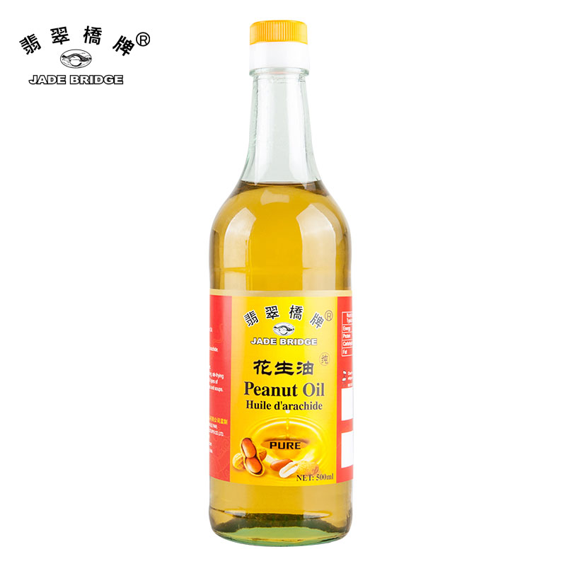 Chinese seasonings Cold pressed peanut oil with Kosher
