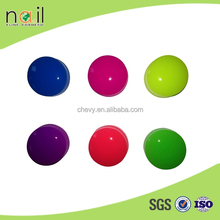 Wholesale New Fluorescent color Nail Stamping Refill Soft Silicone Jelly Stamper Head