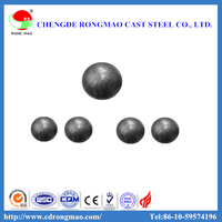 Top10 China new products in mine cast grinding media balls strong abrasion resistance