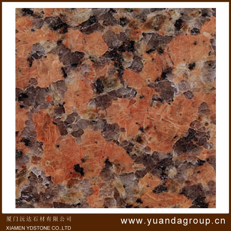 Top level unique golden sand granite top
