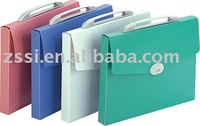 A4 Document Bag/plastic popular file bag for office and student