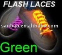 magic neon led light up shoelace